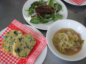 からだに優しい料理教室① (8)