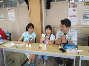 食品サンプル教室 (4)
