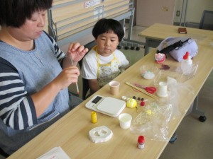 食品サンプル教室 (6)