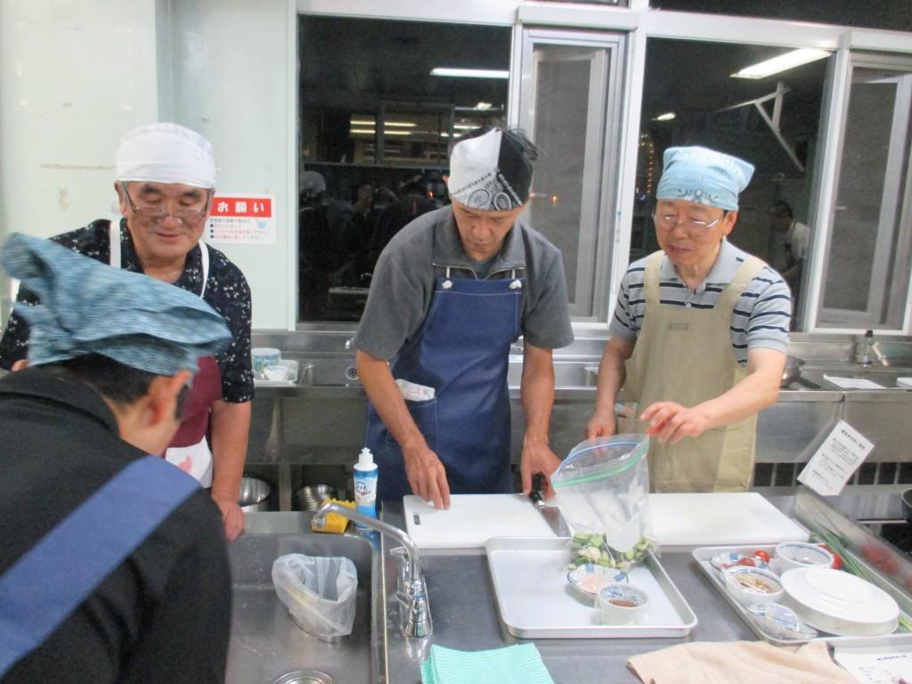家事男の台所23日 (3)