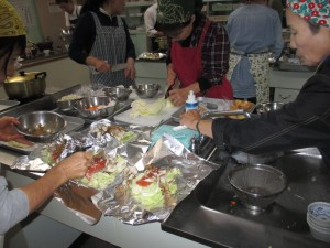 からだに優しい料理教室③ (9)