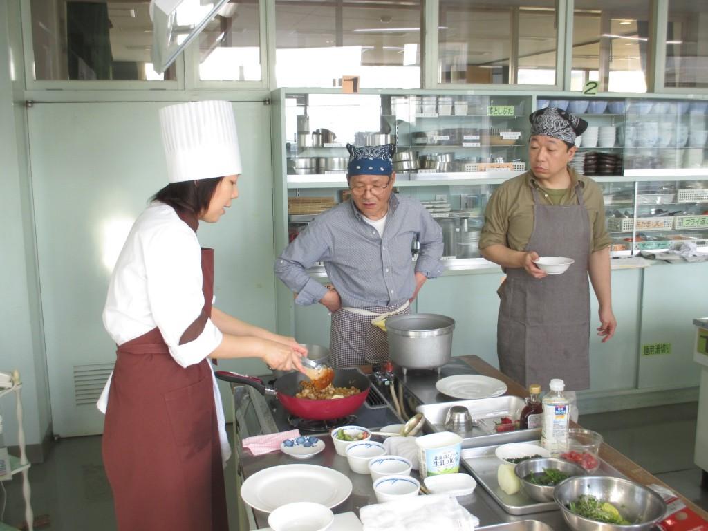 お料理ビギナー教室① (6)