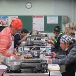 お料理ビギナー教室②