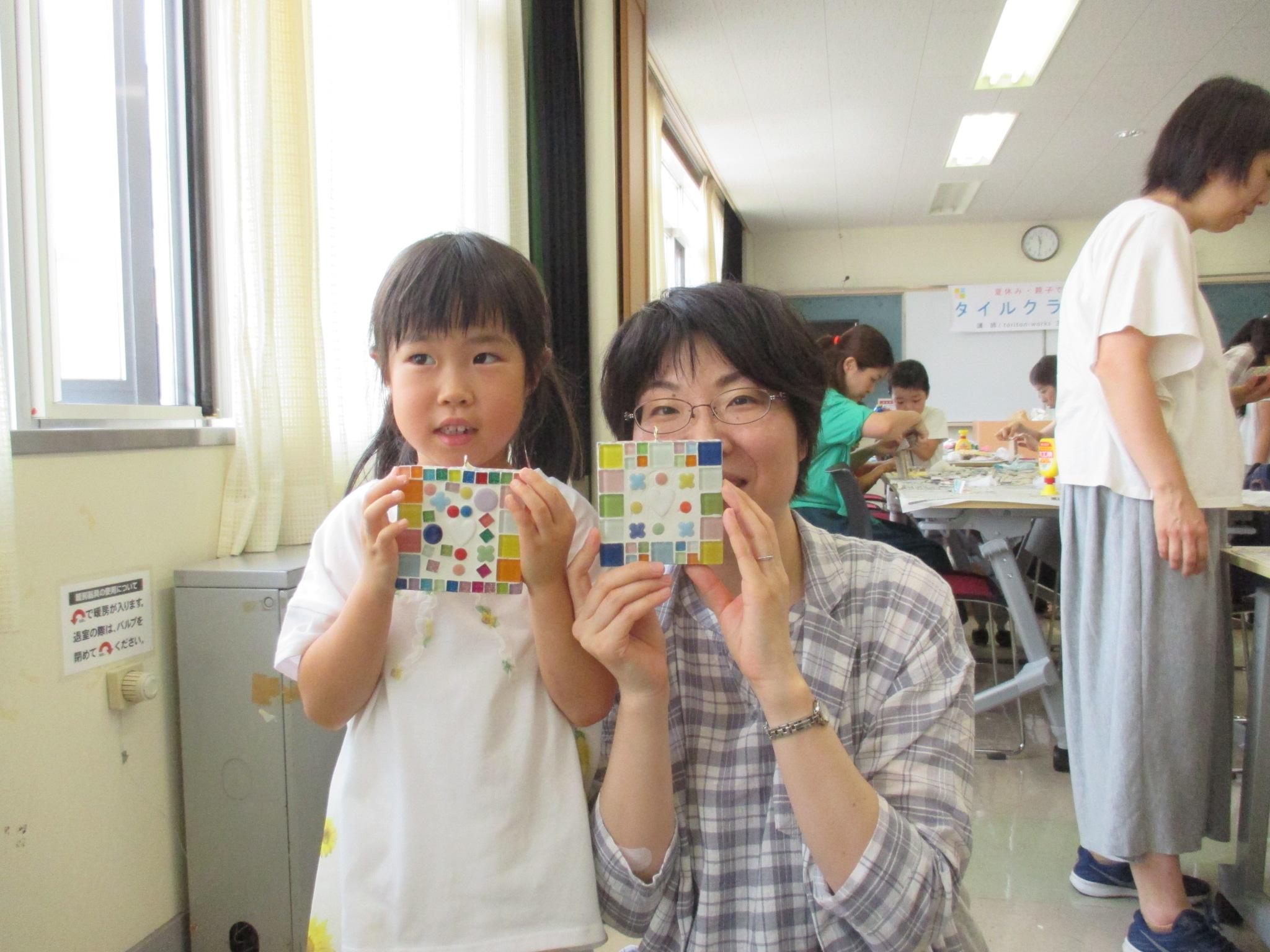 タイルクラフト講座 (13)