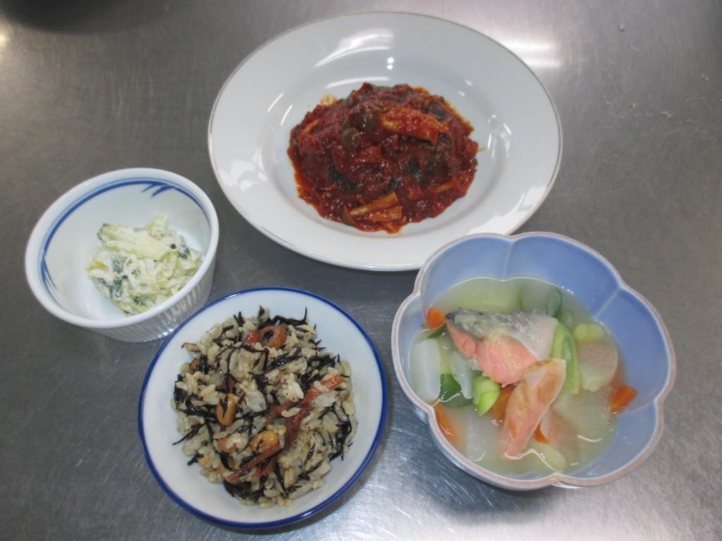 家事男(カジオ)の台所②9日 (9)