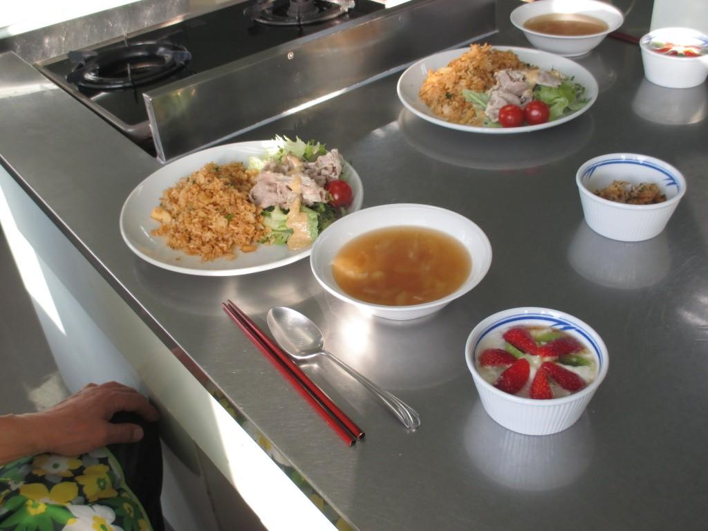 お料理ビギナー教室① (9)