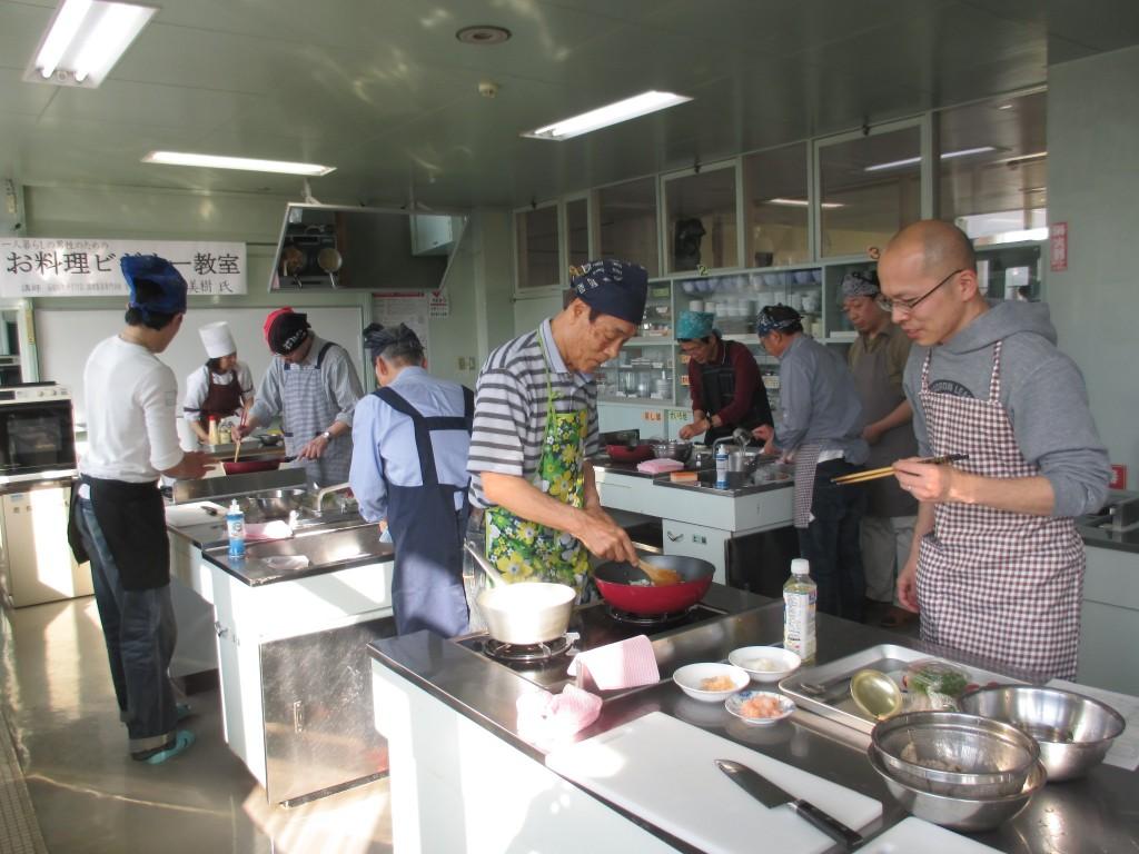 お料理ビギナー教室① (2)