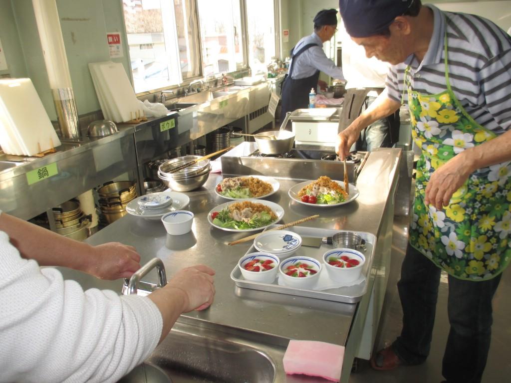 お料理ビギナー教室① (8)