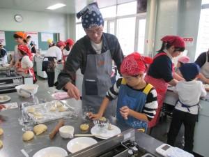 親子パン教室 (15)