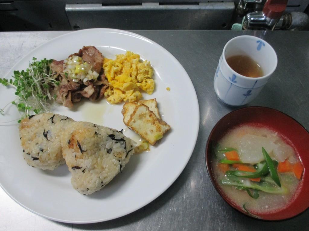 お料理ビギナー教室② (1)
